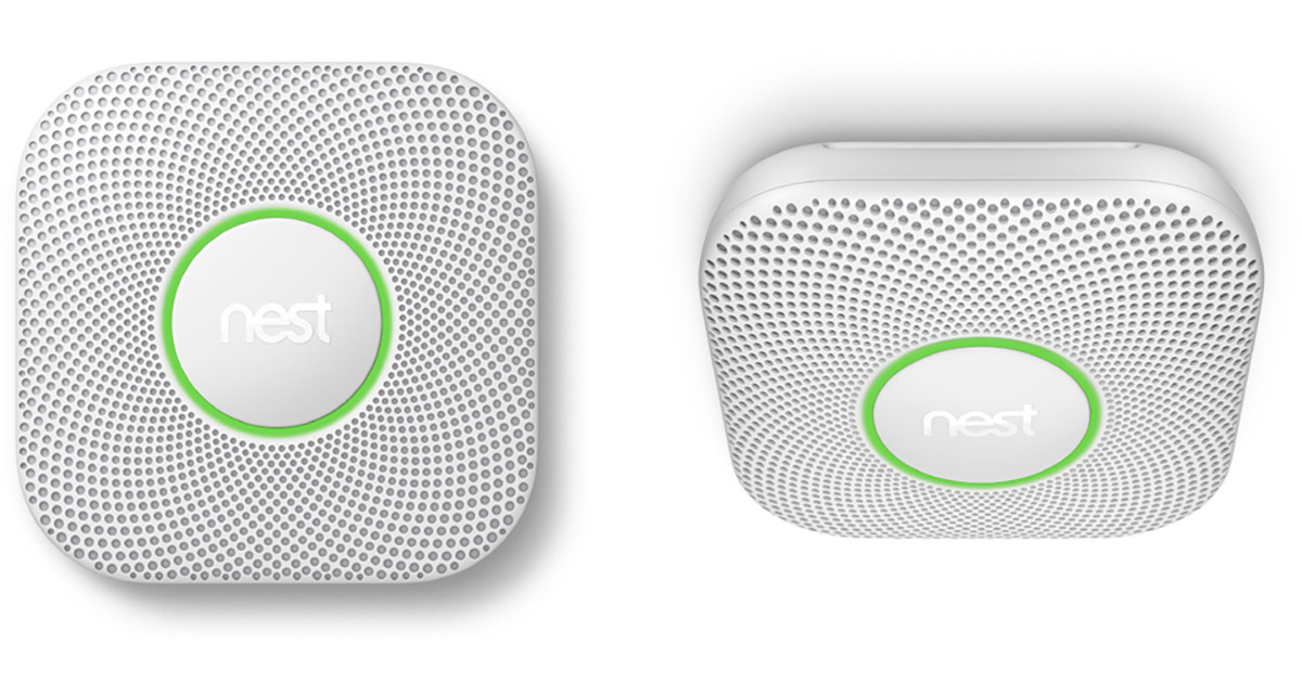Nest Protect smoke and carbon monoxide